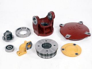 Ductile Iron Casting Manufacturers and Suppliers - Bakgiyam Engineering