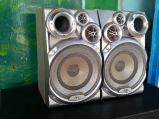 Jvc hifi speakers