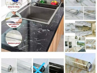 Self Adhesive Marble Contact Paper